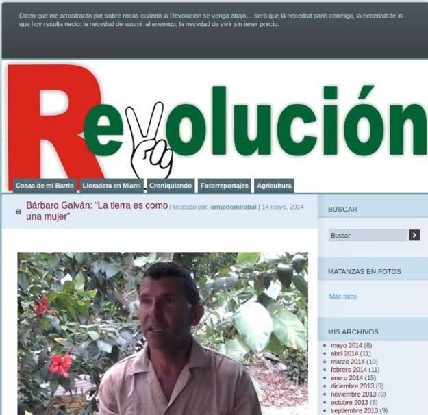 Blog Revolucion Matanzas